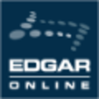 EDGAR Online, a division of R.R. Donnelley & Sons Company logo