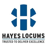 Hayes Locums logo