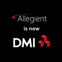 Allegient (a DMI Company) logo