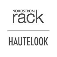 Nordstromrack.com | HauteLook, a Nordstrom Company logo
