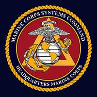 Marine Corps Systems Command logo