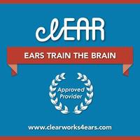 clEAR™ Auditory Training logo