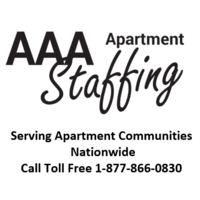 AAA Apartment Staffing logo