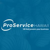 Proservice Hawaii logo