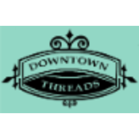 Downtown Threads logo