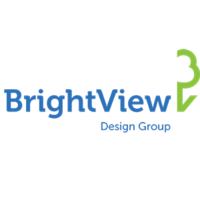 BrightView Design Group  logo