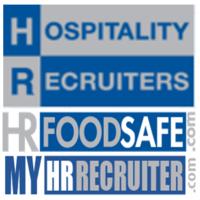 Hospitality Recruiters - HRFoodSafe - MyHRrecruiter logo