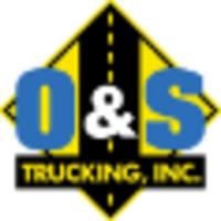O&S Trucking logo