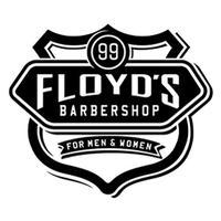 Floyd's 99 Barbershop logo