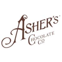 Asher's Chocolates logo