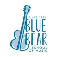 Blue Bear School of Music logo