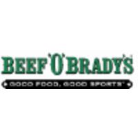 Beef 'O'? Brady's logo