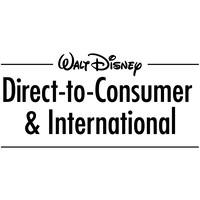 Disney Direct-to-Consumer and International logo