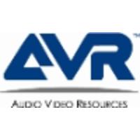 Audio Video Resources (AVR) logo