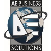 AE Business Solutions logo
