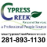 Cypress Creek Personnel