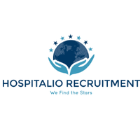 Hospitalio Hospitality Recruitment recruiters for hotels, resorts, cruise lines, restaurants logo