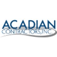 Acadian Contractors logo