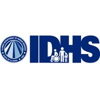 Illinois Department of Human Services logo