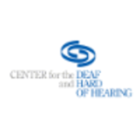 Center for the Deaf and Hard of Hearing logo