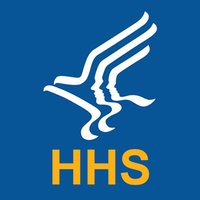 U.S. Department of Health and Human Services (HHS) logo