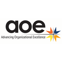 Advancing Organizational Excellence (AOE) logo