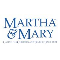 Martha & Mary Health Services logo