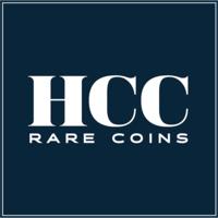 HCC Rare Coins logo