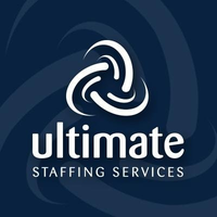Ultimate Staffing logo