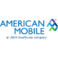 American Mobile Healthcare logo