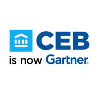 CEB, now Gartner logo