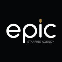 EPIC STAFFING AGENCY logo