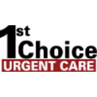 1st Choice Urgent Care logo