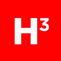 H3 Architecture logo