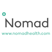 °Nomad Health logo