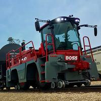 Boss Railcar Movers logo