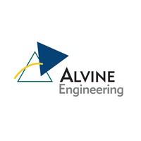 Alvine Engineering logo