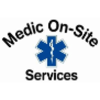 Medic On-Site Services logo