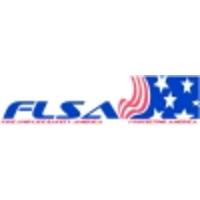 Fire & Life Safety America logo