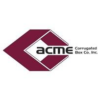 Acme Corrugated Box logo