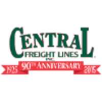 Central Freight Lines logo