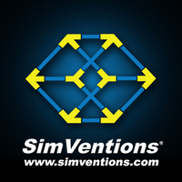 SimVentions logo