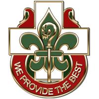 Bayne-Jones Army Community Hospital logo