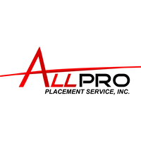 All-Pro Placement Service Inc logo
