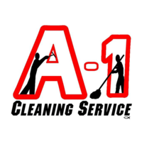 A1 Cleaning Company logo