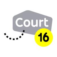 Court 16 – Tennis Remixed™ logo