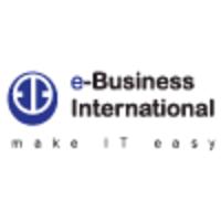 e-Business International logo