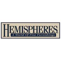 Hemispheres Fine Furnishings logo