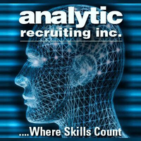 Analytic Recruiting logo