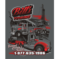 Bills Towing & Recovery logo